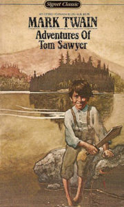 an analysis of an adventurous childhood in the adventures of tom sawyer by mark twain Essays and criticism on mark twain's the adventures of tom sawyer analysis twain's novel the adventures of tom sawyer adventure is.