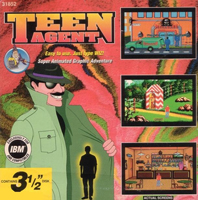 Teenagent-UScover