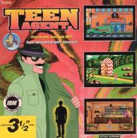 Teenagent-UScover