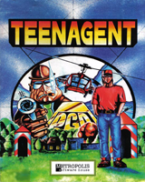 Teenagent-cover