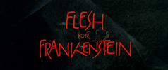 27 Flesh for Frankenstein