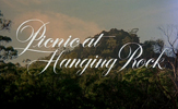 29 Picnic at Hanging Rock