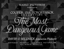 46 The Most Dangerous Game